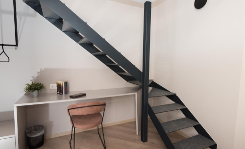 Loft - Bed In Athens_6